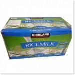 コストコのライスミルクが安い?おすすめを独自比較!