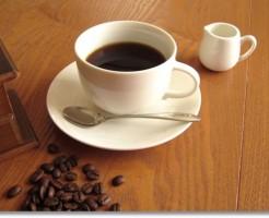 優雅なコーヒータイム
