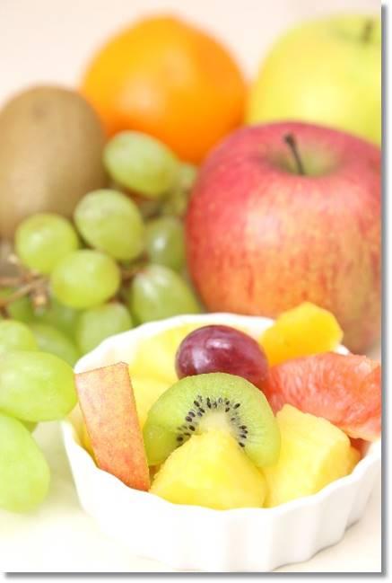 丸ごと果実とフルーツ